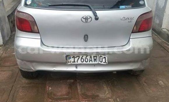 Acheter Voiture Toyota Vitz Gris à Bandalungwa en Kinshasa