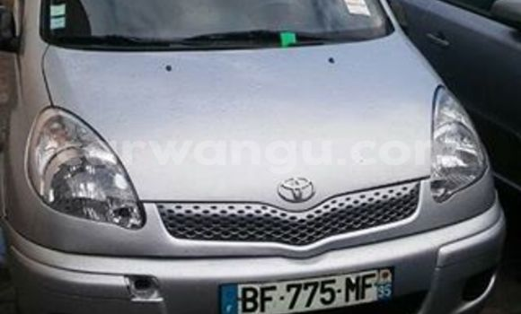 Acheter Voiture Toyota Yaris Gris à Bandalungwa en Kinshasa