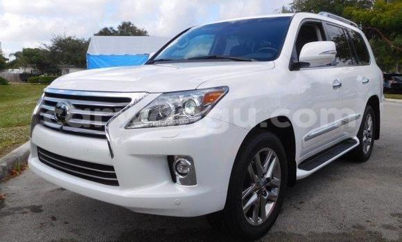 Acheter Voiture Lexus LX Noir à Lemba en Kinshasa