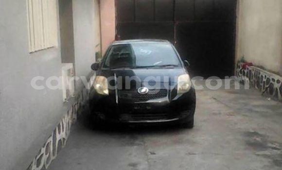 Acheter Voiture Toyota Vitz Noir à Bandalungwa en Kinshasa