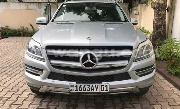 Buy Mercedes Benz GL-Class Silver Car in Bandalungwa in Kinshasa