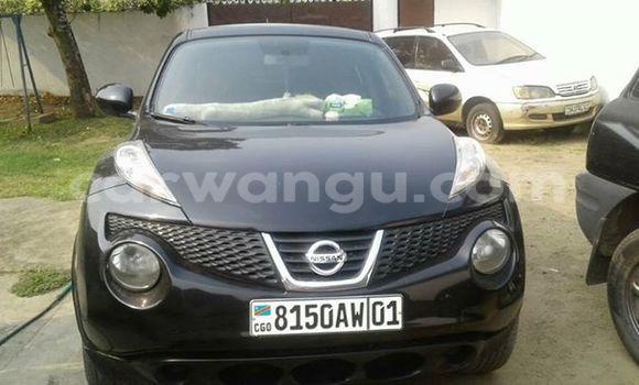 Acheter Voiture Nissan Juke Noir à Bandalungwa en Kinshasa