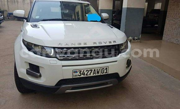Acheter Voiture Land Rover Range Rover Evoque Blanc à Bandalungwa en Kinshasa