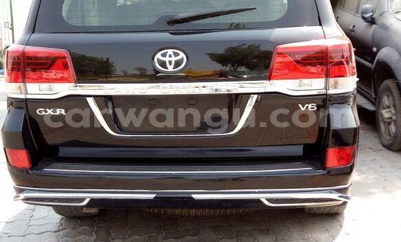 Acheter Voiture Toyota Land Cruiser Noir à Gombe en Kinshasa