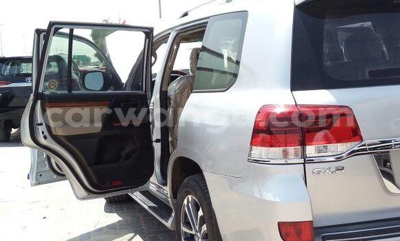 Acheter Voiture Toyota Land Cruiser Gris à Gombe en Kinshasa