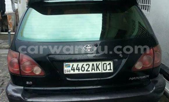 Acheter Voiture Toyota Harrier Noir à Bandalungwa en Kinshasa