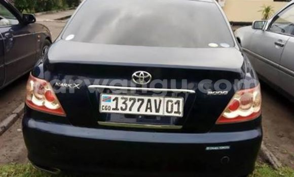 Buy Toyota Mark X Black Car in Bandalungwa in Kinshasa