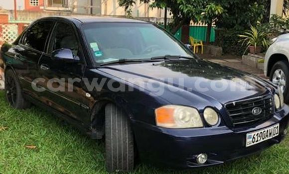 Buy Kia Magentis Black Car in Bandalungwa in Kinshasa