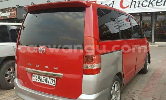 Buy Toyota Noah Red Car in Bandalungwa in Kinshasa