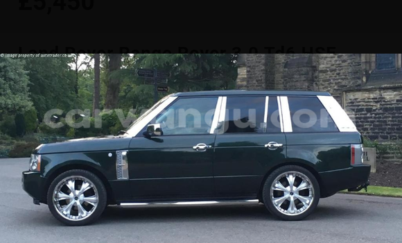 Buy Land Rover Range Rover Vogue Black Car in Limete in Kinshasa