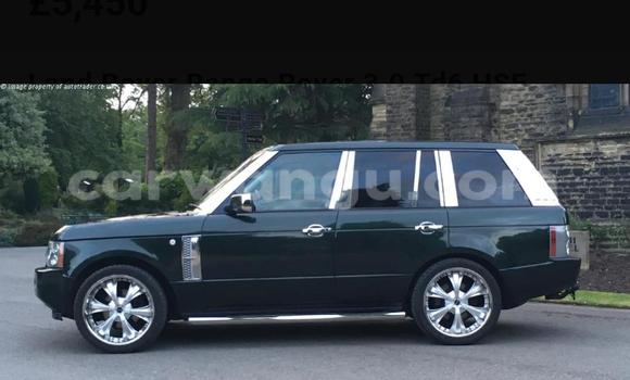 Acheter Voiture Land Rover Range Rover Vogue Noir à Limete en Kinshasa