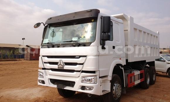 Acheter Utilitaire Sinotruk Howo Rouge à Bandalungwa en Kinshasa