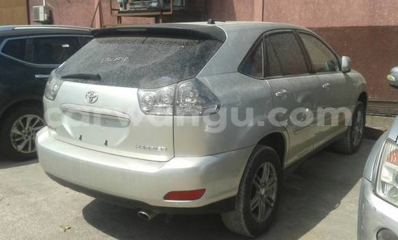 Buy Toyota Harrier Silver Car in Lemba in Kinshasa