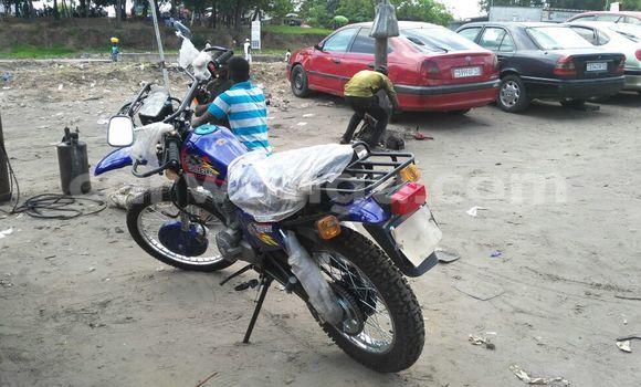 Acheter Moto Senke SK150 Bleu en Ngaliema